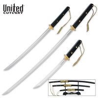 Honshu 3-Piece Tactical Sword Collectors Edition