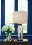 Laurentia Champagne Glass Table Lamp