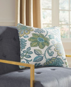 Miriam Blue/Green Pillow