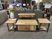 Brunte Hickory Occasional Group