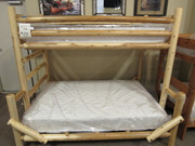 Solid Cedar Bunk Bed