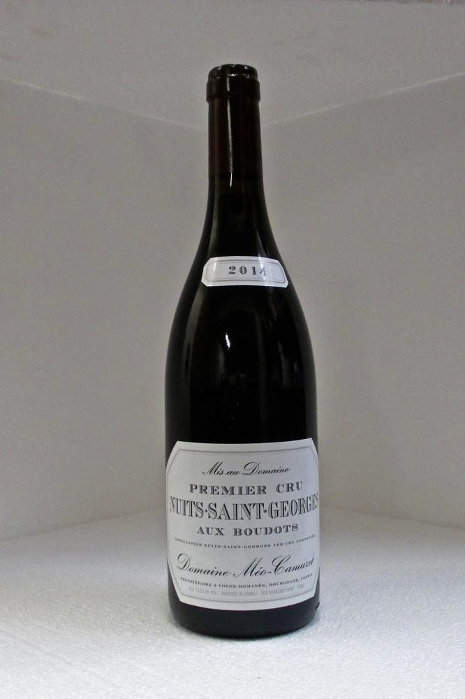 Domaine Meo-Camuzet Nuits St Georges Aux Boudots 1er Cru 2014 750ml