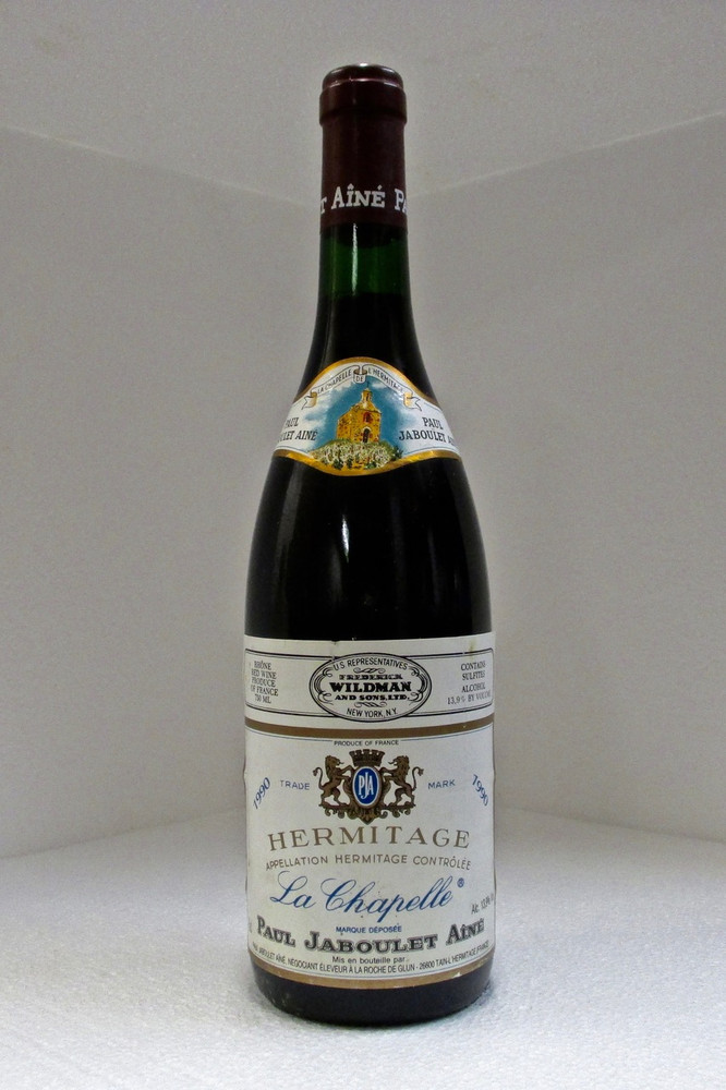Paul Jaboulet Aine Hermitage La Chapelle 1990 750ml