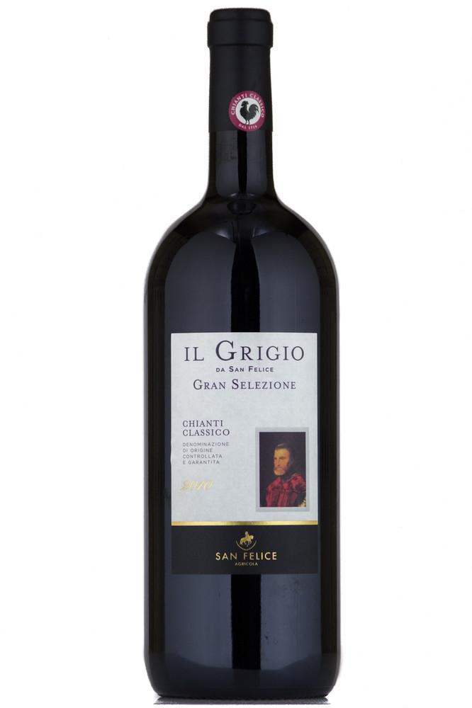 San Felice Chianti Classico Gran Selezione Il Grigio 2010 1500ml