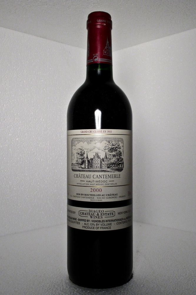 Cantemerle 2000 750ml