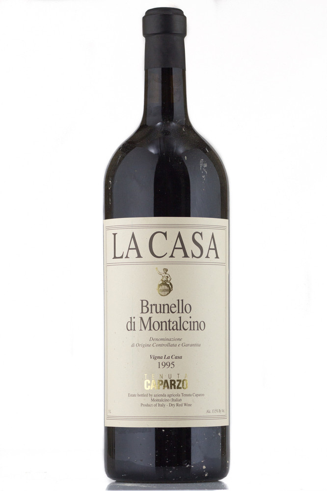 Caparzo Brunello di Montalcino Vigna La Casa 1995 3000ml