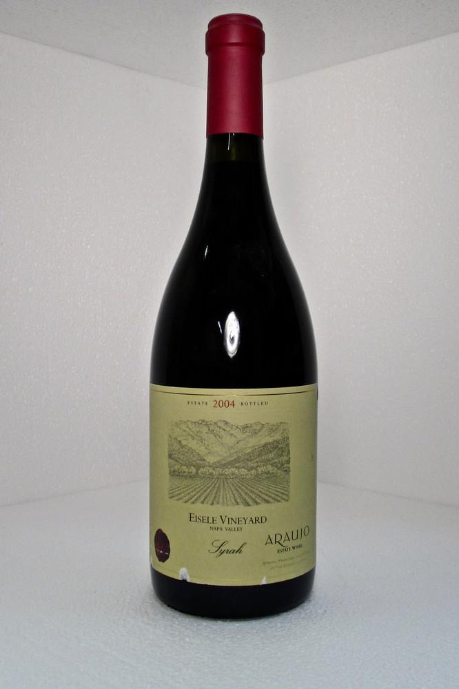 Araujo Eisele Vineyard Syrah 2004 750ml