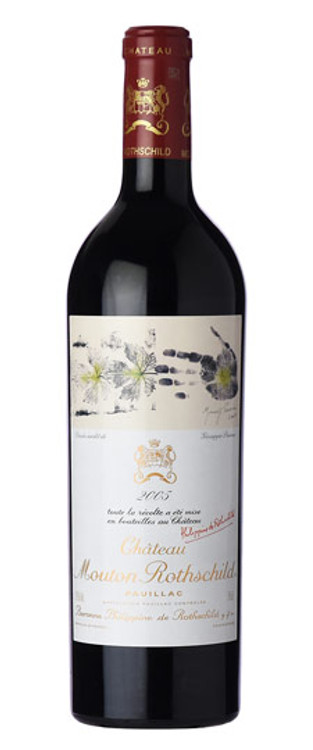 Mouton Rothschild 2005 in OWC (6 x 750ml)