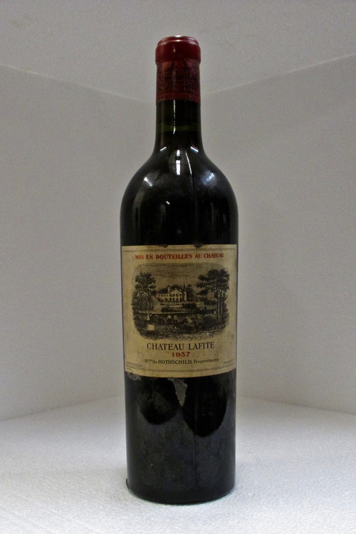 Lafite Rothschild 1937 (Rebouche in 1989) 750ml