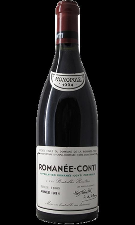 Domaine de la Romanee-Conti Romanee-Conti Grand Cru 1966 750ml (6.5cm Fill)