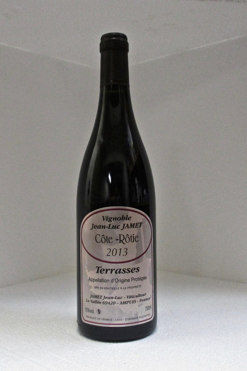 Jean-Luc Jamet Cote Rotie Terrasses 2013 750ml