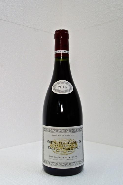 Domaine Jacques-Frederic Mugnier Nuits Saint-Georges Clos de la Marchale 1er Cru 2014 750ml