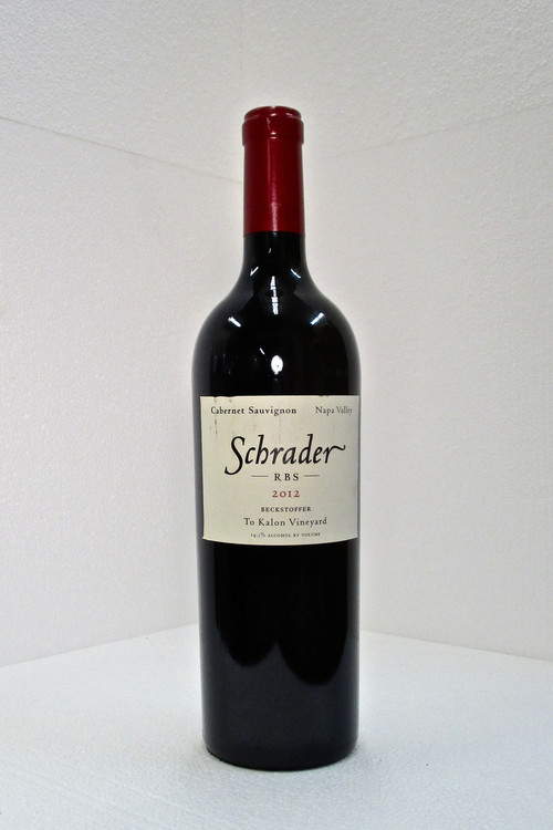 Schrader RBS Beckstoffer To Kalon Vineyard 2012 750ml