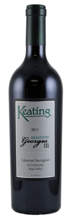Keating Cabernet Sauvignon Beckstoffer Georges III Vineyard 2012 750ml