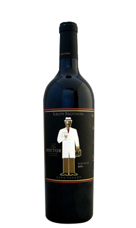 Krupp Brothers The Doctor Stagecoach Vineyard Napa Valley 2013 750ml