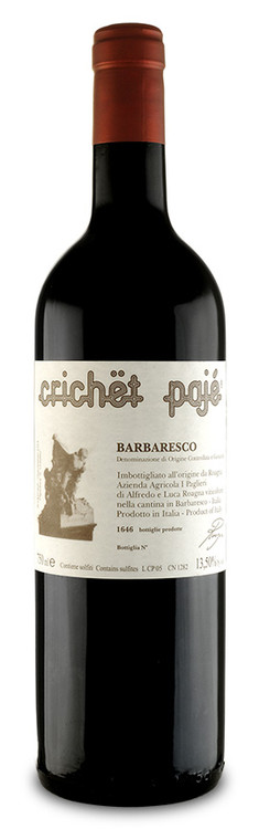Roagna Barbaresco Crichet Paje 1996 750ml
