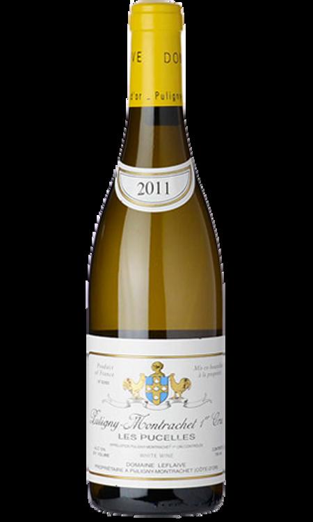 Domaine Leflaive Puligny Montrachet Les Pucelles 1er Cru 2015 750ml