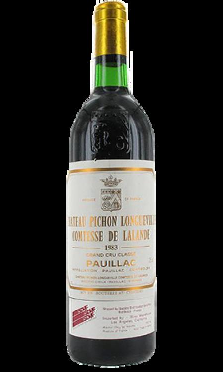 Pichon Longueville Comtesse de Lalande 1985 750ml