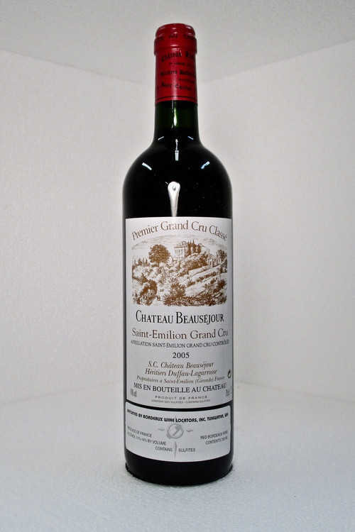 Beausejour 2005 750ml