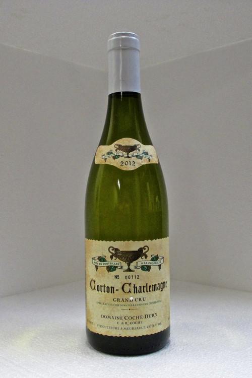 Domaine Coche-Dury Corton Charlemagne Grand Cru 2012 750ml