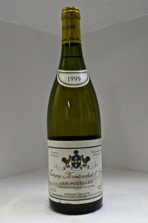 Domaine Leflaive Puligny Montrachet Les Pucelles 1er Cru 1999 750ml