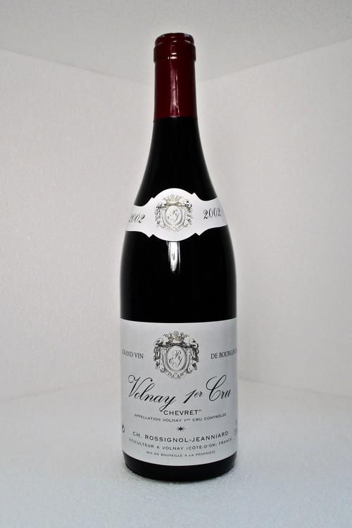 Domaine Nicolas Rossignol Volnay Les Chevrets 1er Cru 2002 750ml