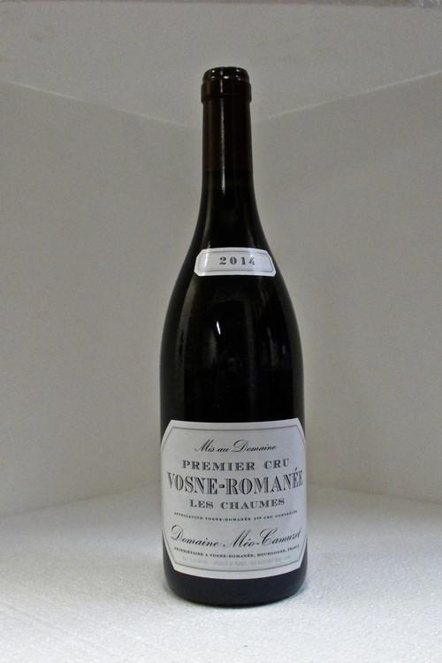 Domaine Meo-Camuzet Vosne Romanee Les Chaumes 1er Cru 2014 750ml
