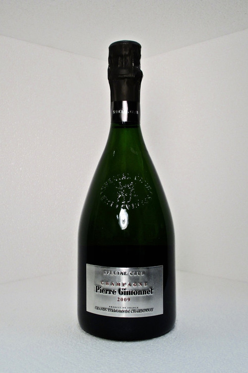 Pierre Gimmonet & Fils Champagne Special Club Grands Terroirs de Chardonnay 2009 750ml