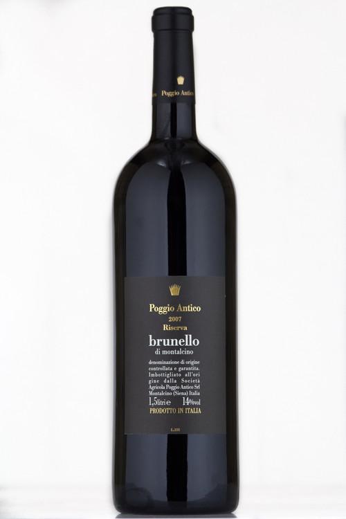 Poggio Antico Brunello di Montalcino Riserva 2007 1500ml