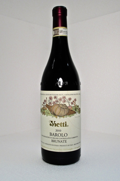 Vietti Barolo Brunate 2010 750ml