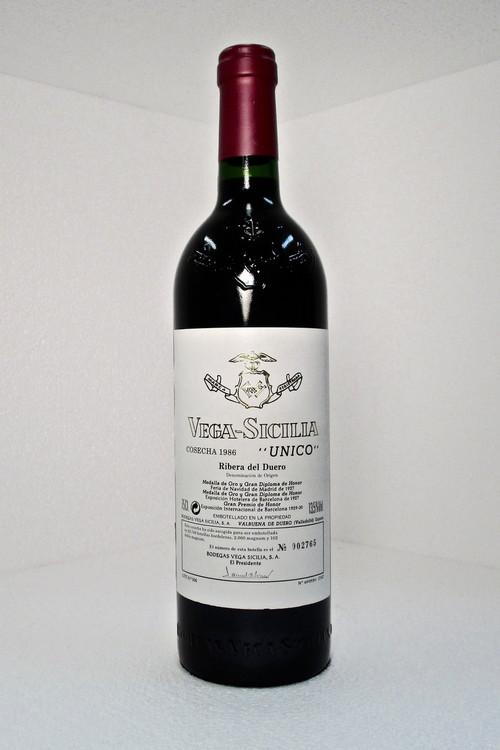 Vega Sicilia Unico Gran Reserva 1986 750ml
