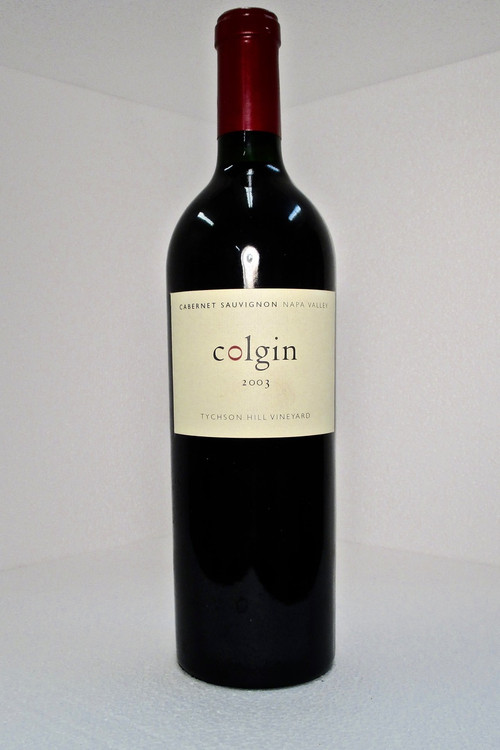 Colgin Cabernet Sauvignon Tychson Hill Vineyard 2003 750ml