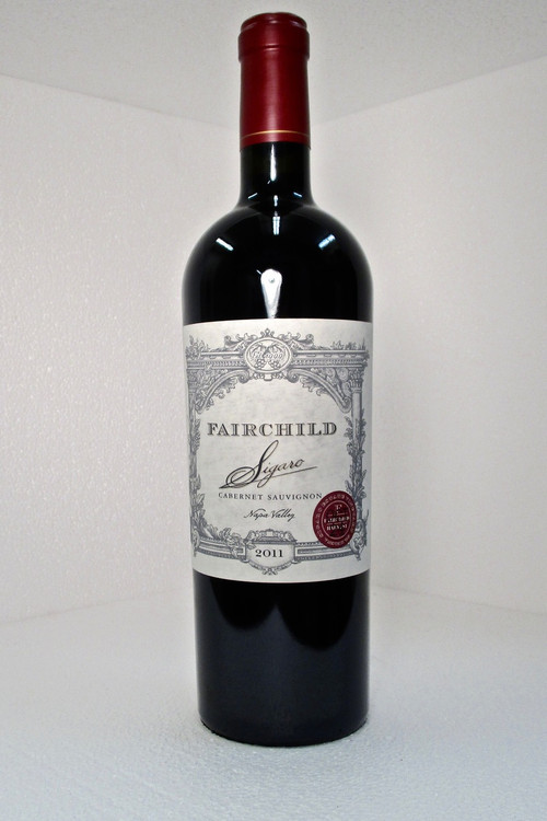 Fairchild Estate Cabernet Sauvignon Sigaro 2011 750ml
