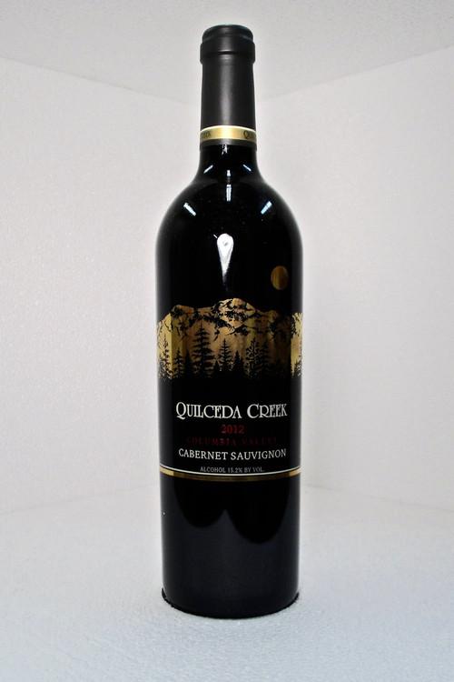 Quilceda Creek Estate Cabernet Sauvignon 2012 750ml