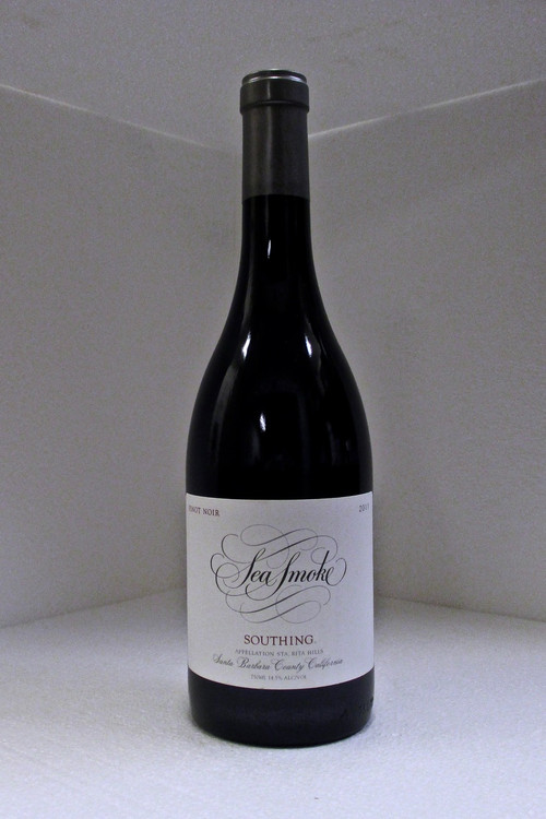 Sea Smoke Southing Pinot Noir Sta. Rita Hills 2011 750ml