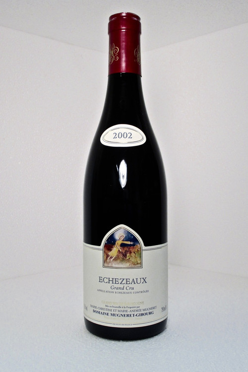 Domaine Georges Mugneret-Gibourg Echezeaux Grand Cru 2002 750ml