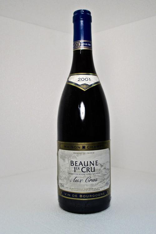Maison Champy Beaune Aux Cras 1er Cru 2001 750ml