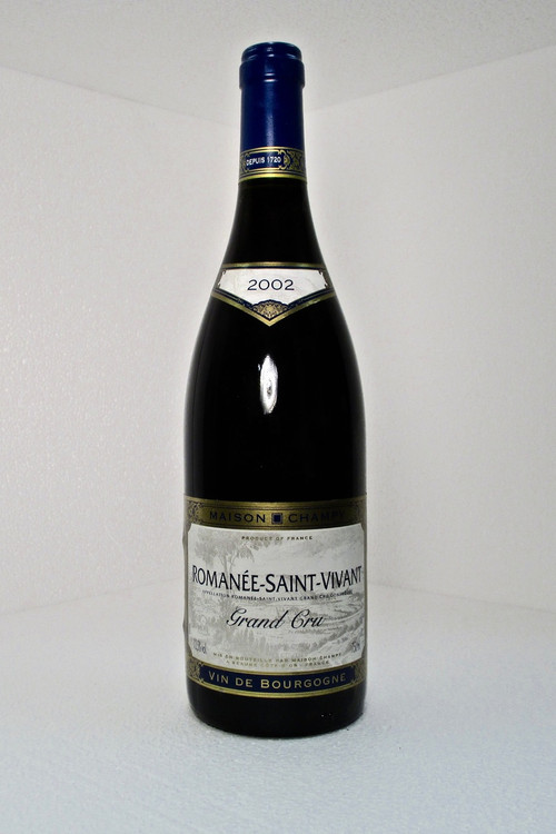 Maison Champy Romanee Saint Vivant Grand Cru 2002 750ml