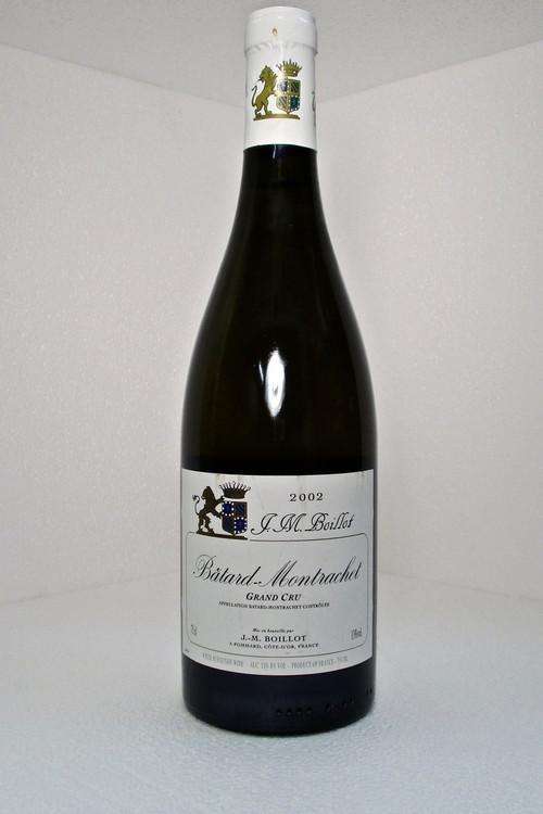 Domaine Henri Boillot Batard Montrachet Grand Cru 2002 750ml