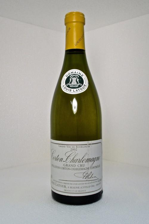Maison Louis Latour Corton Charlemagne Grand Cru 2002 750ml