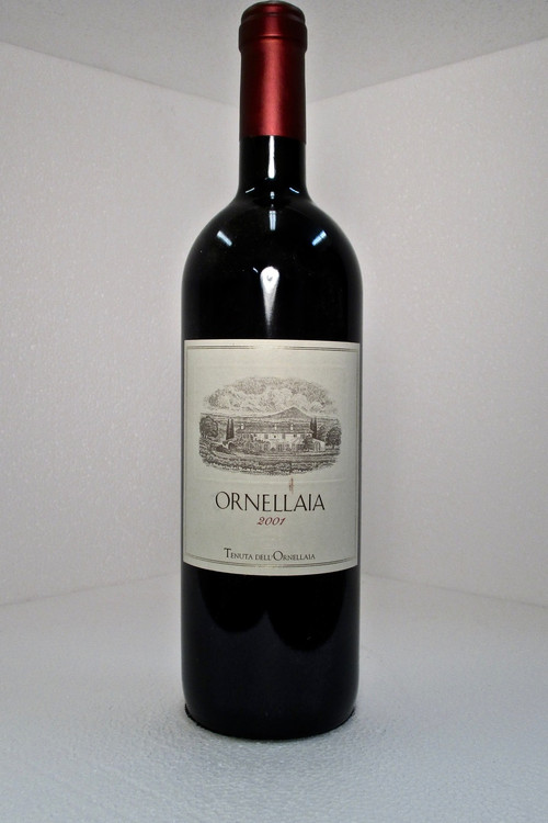 Ornellaia Bolgheri Superiore 2001 750ml