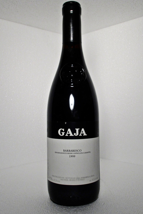 Gaja Barbaresco 1999 750ml