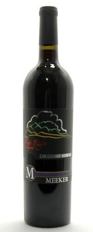 Meeker Cabernet Sauvignon Kiss Ridge 2004 1500ml
