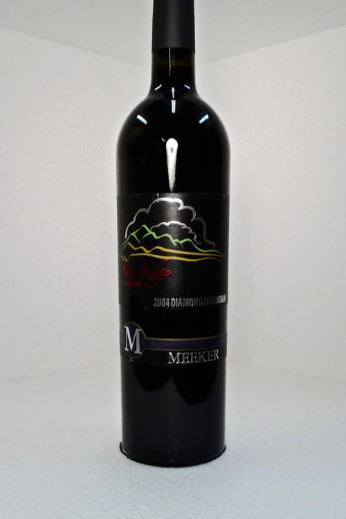 Meeker Cabernet Sauvignon Kiss Ridge 2004 750ml