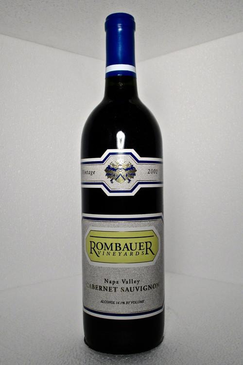 Rombauer Cabernet Sauvignon Napa Valley 2001 750ml