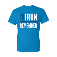 I Run to Remember Men's T-shirt