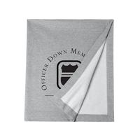 ODMP Logo Sweatshirt Blanket