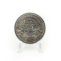 Officer Down Memorial Ride 2018 Coin