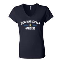 Honor Roll of 2013 Fallen Officers - Ladies