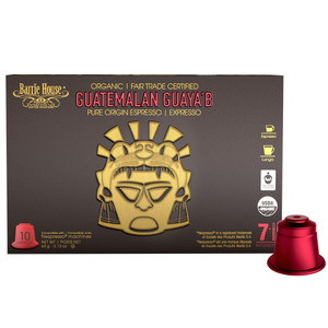 Barrie House Guatamalan Nespresso Compatible Capsules